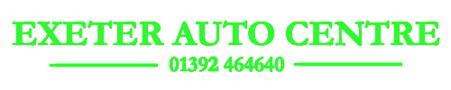 exeter auto centre final green logo