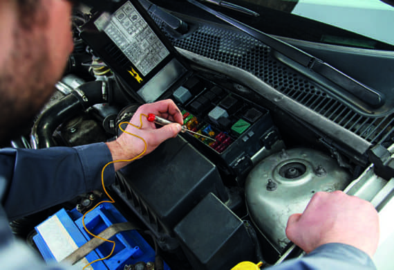 vehicle electrical repairs